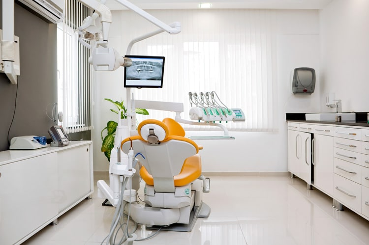 Dental Office tour image 2  Cathedral City California